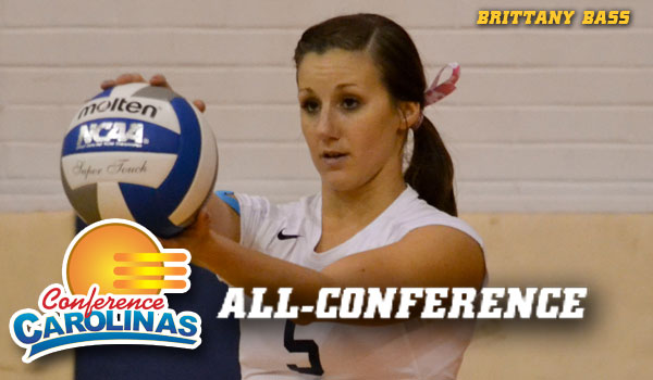 Bass Named Third Team All-Conference