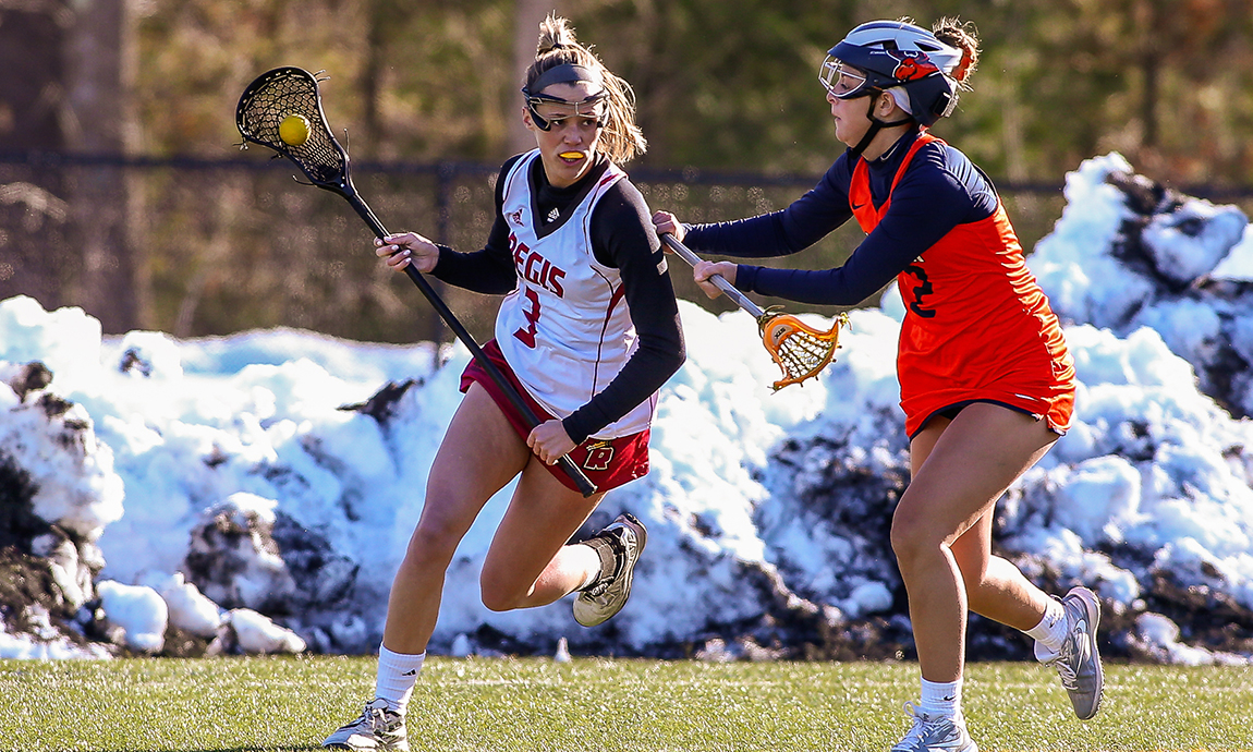 Women's Lacrosse Loses Regular Season Finale, Clinches Second Seed in GNAC Tourney