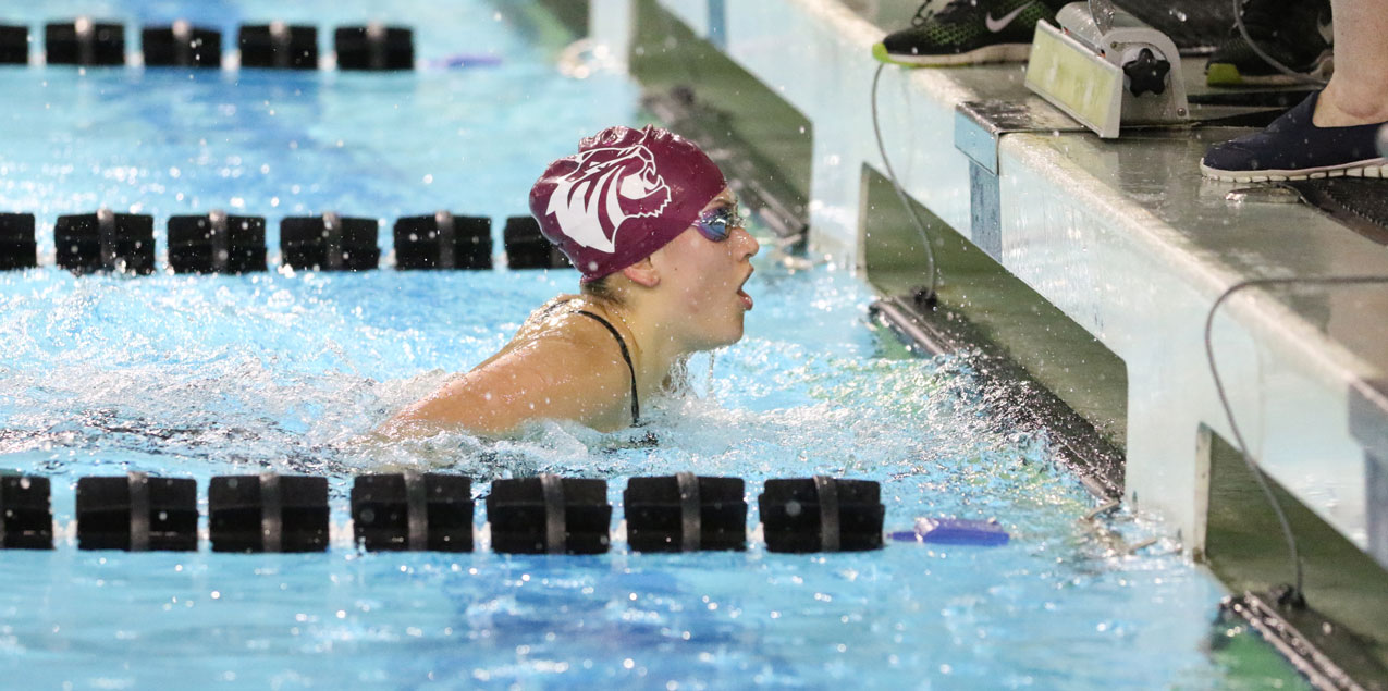 Trinity Women Take Lead After Day Two of SCAC Swimming & Diving Championship