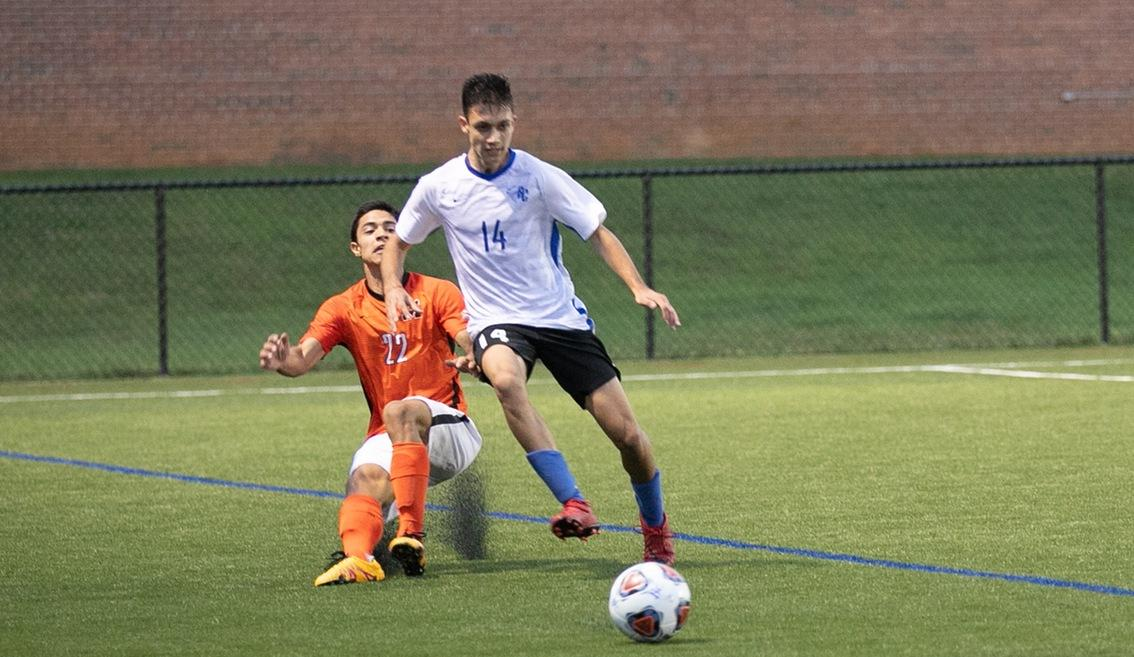 Berry Uses Late Second-Half Goal to Claim 1-0 Victory over Brevard