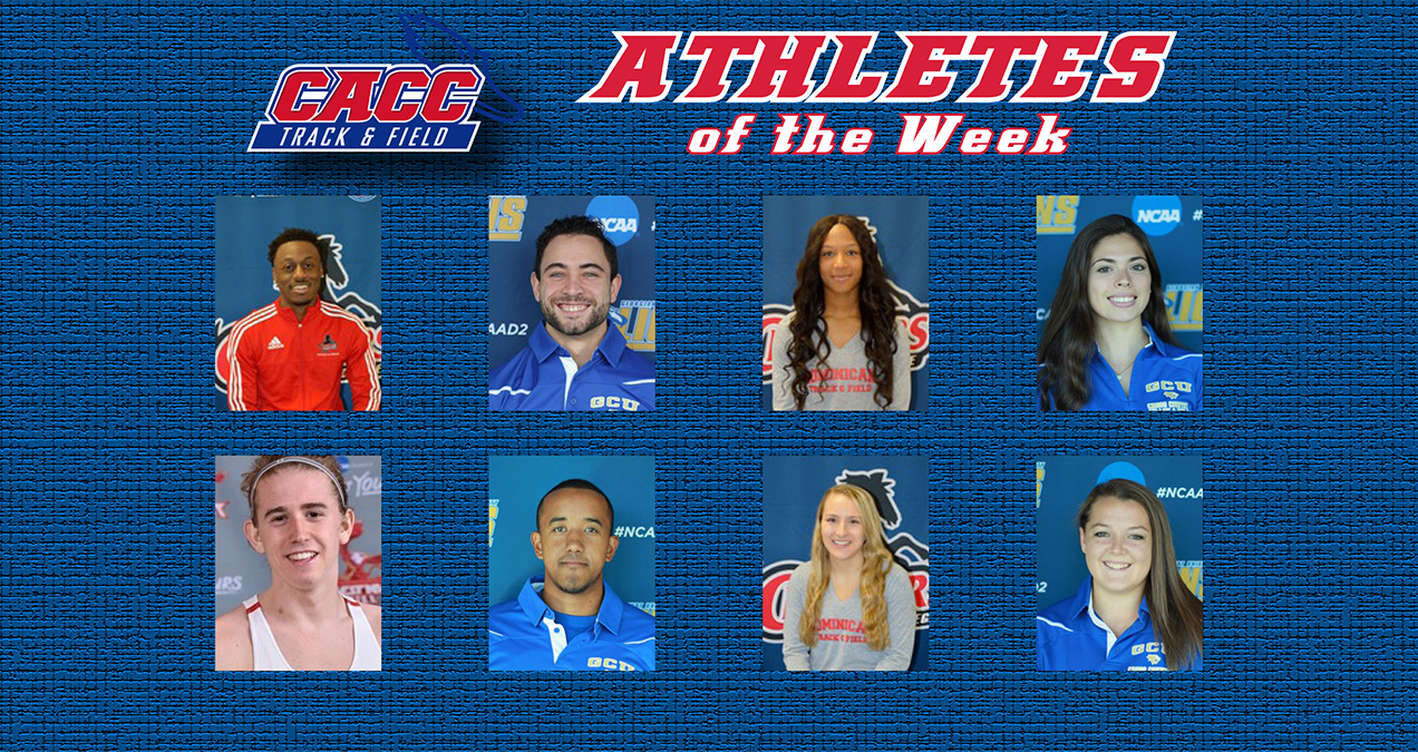 WILSON NAMED CACC ATHLETE OF THE WEEK