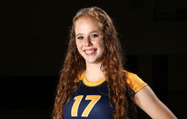 Cobra Spotlight- Amanda Harris, Women's Volleyball