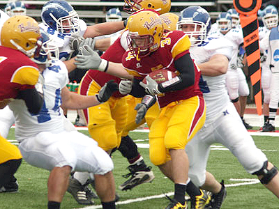 Football Game Notes: Hillsdale (Sept. 2)