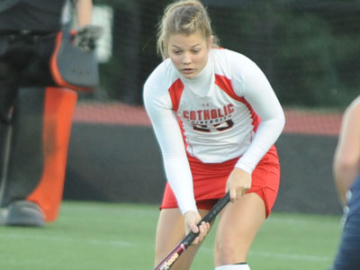 Landmark Conference names Grumbein Senior Scholar Athlete