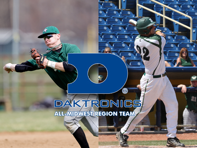 Rua and James Named to Daktronics All-Region Team