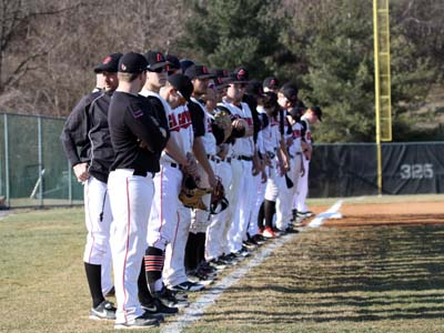 Wet forecast forces changes to CUA baseball schedule