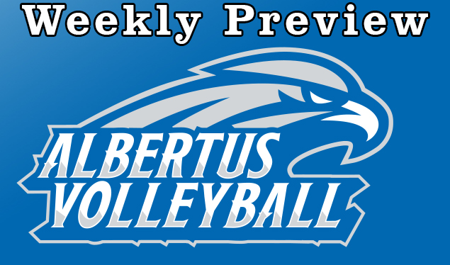 Women's Volleyball Weekly Preview: Mitchell & Norwich