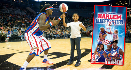 World famous Harlem Globetrotters coming to Eblen Center Jan. 17