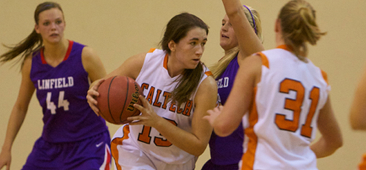 Strong Second Half Leads Linfield Past Caltech