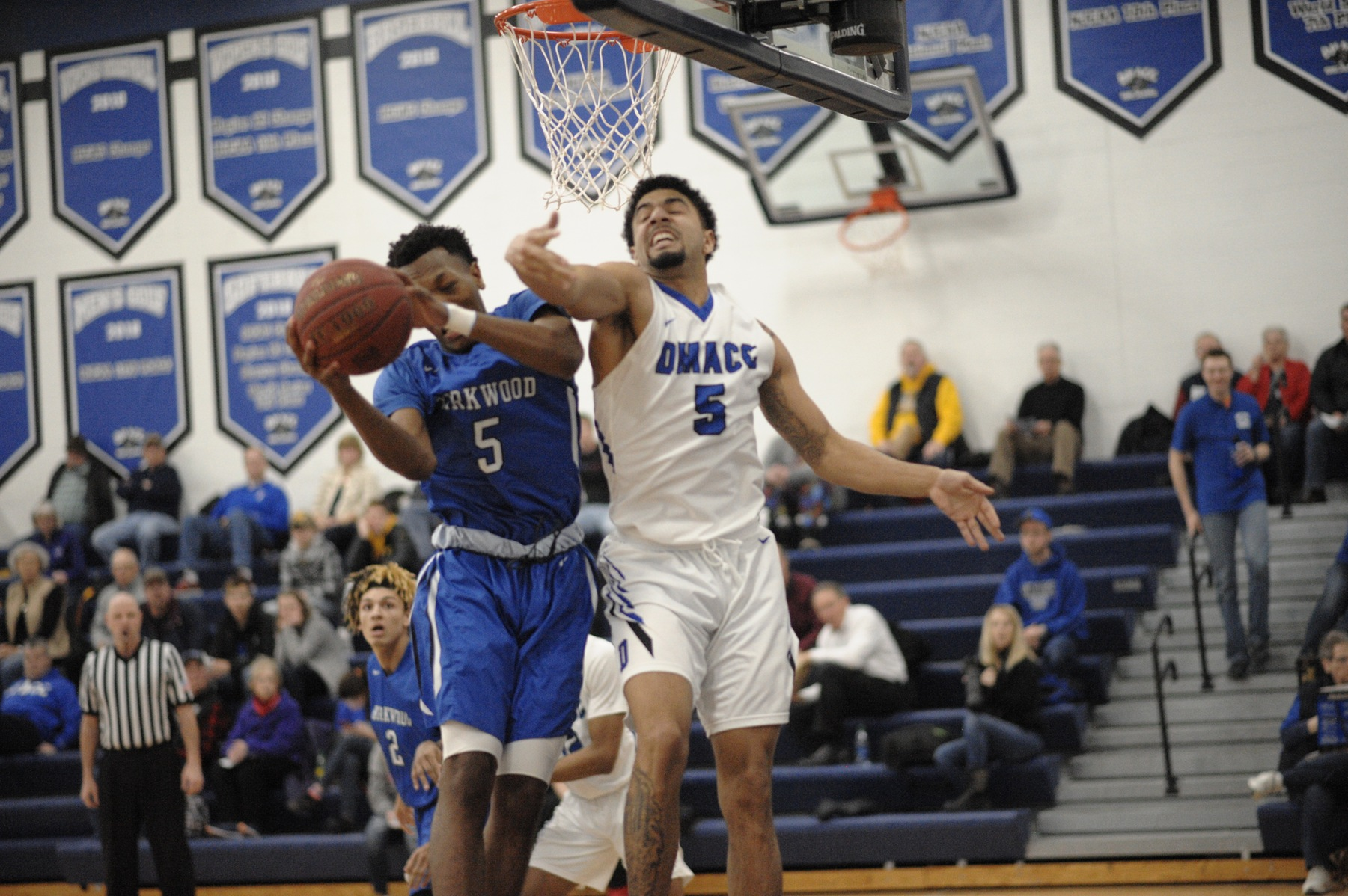 DMACC men's basketball team falls to Kirkwood, 94-78