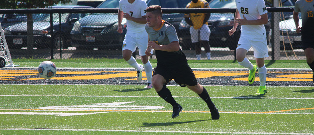 Men's Soccer Drops 3-2 (OT) Decision At Ohio Valley