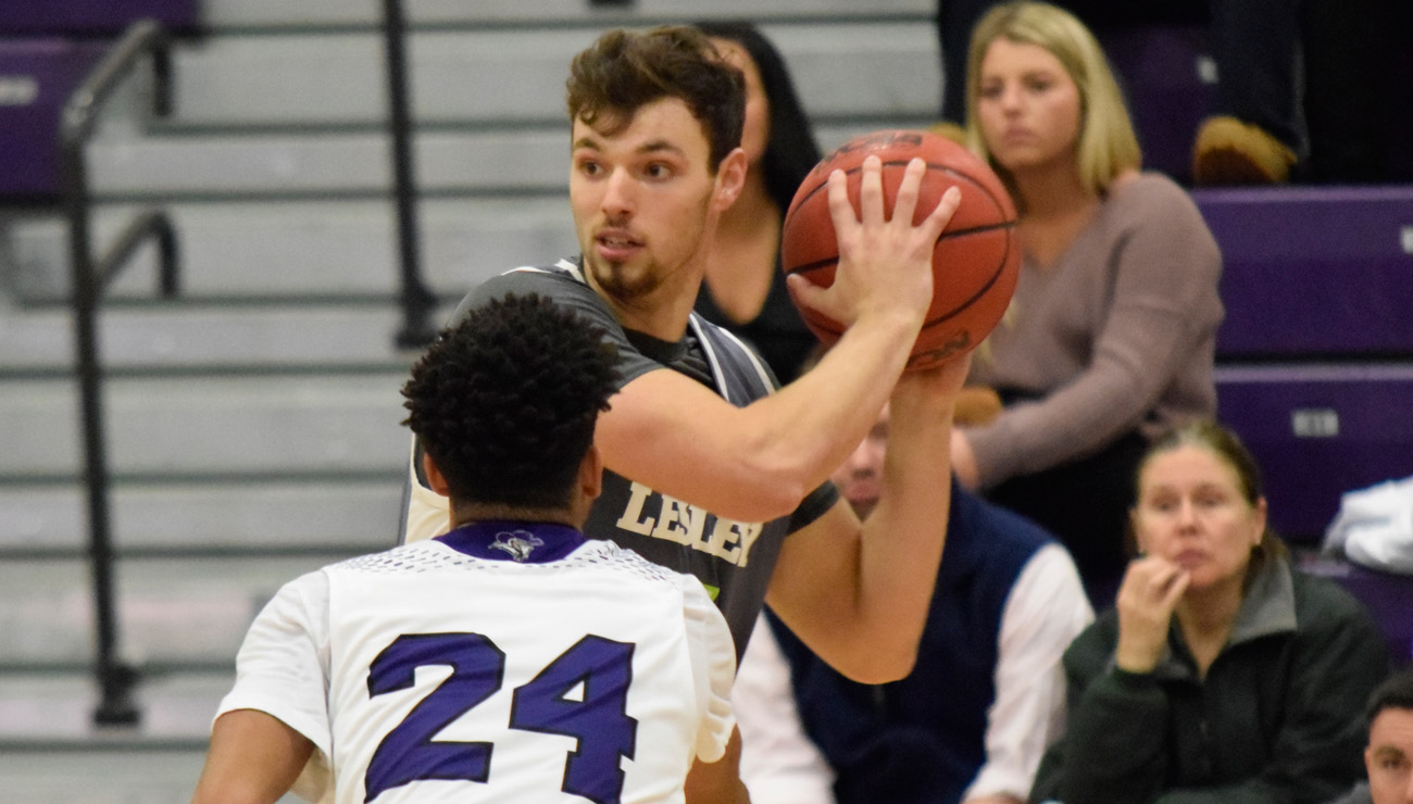 Basketball Outlasts Unity, 61-54