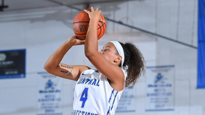 Women's Basketball Falls to Albany, 72-60, Monday