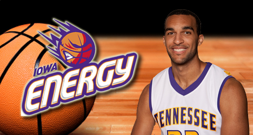 Former Golden Eagle Liam McMorrow drafted by Iowa Energy of NBA D-League