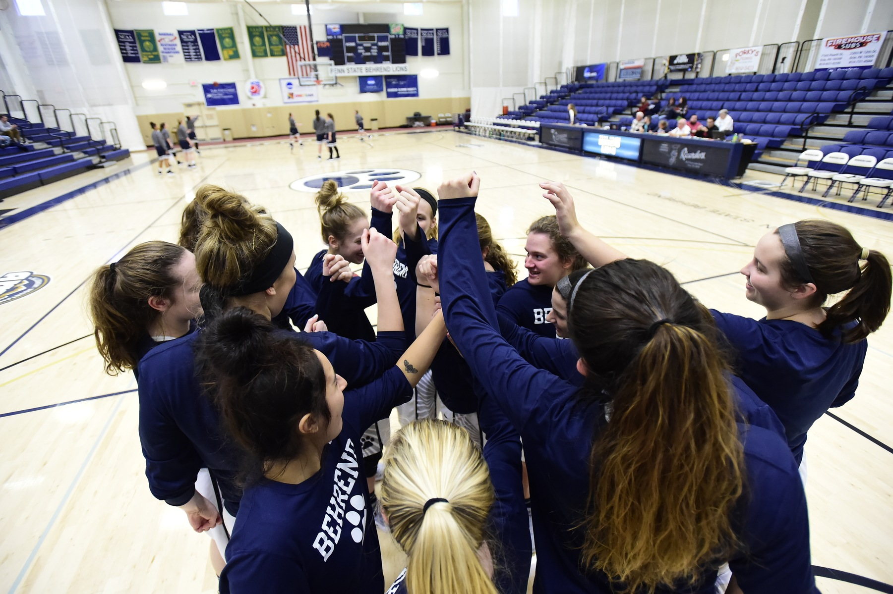Lions Take on Redhawks in AMCC Semifinals