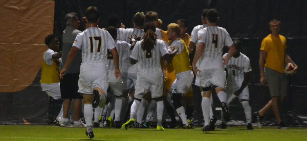 UMBC Men's Soccer Downs Bryant, 1-0 in Season Opener