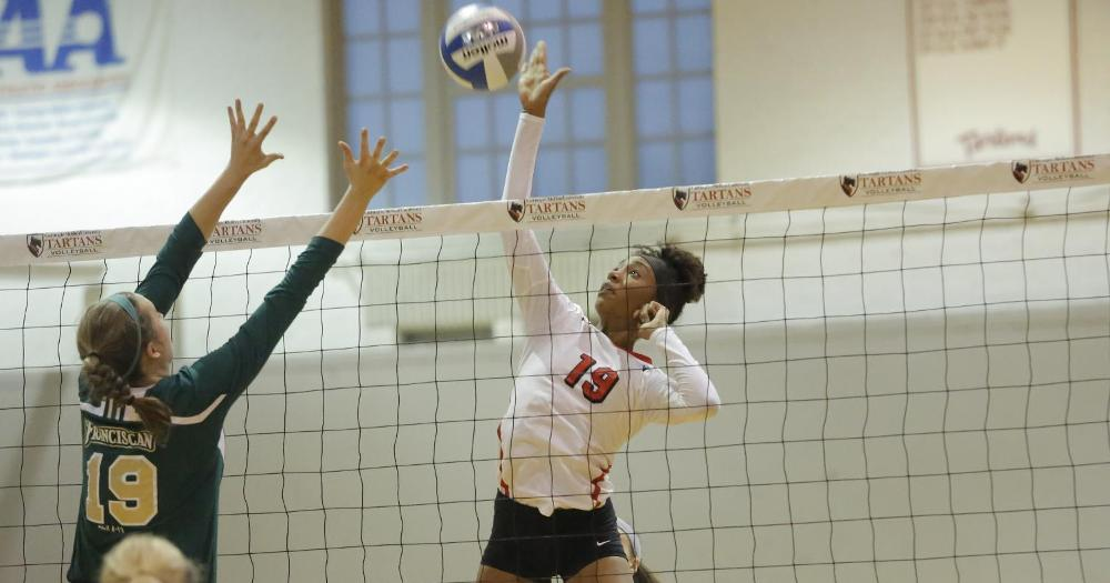 Tartans Defeat Messiah, 3-1, in Home Invitational