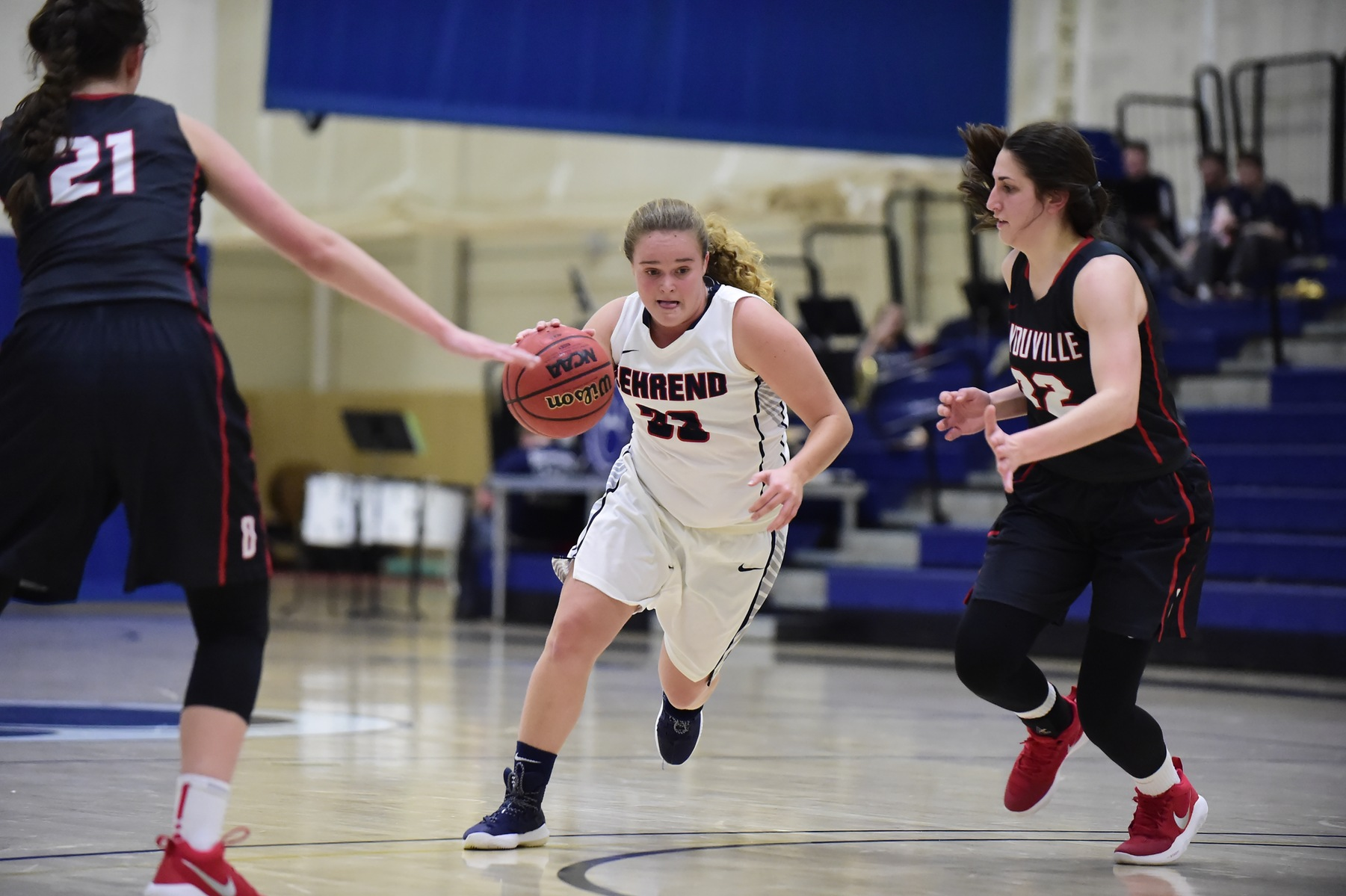 Women's Basketball Takes Down Pitt-Greensburg