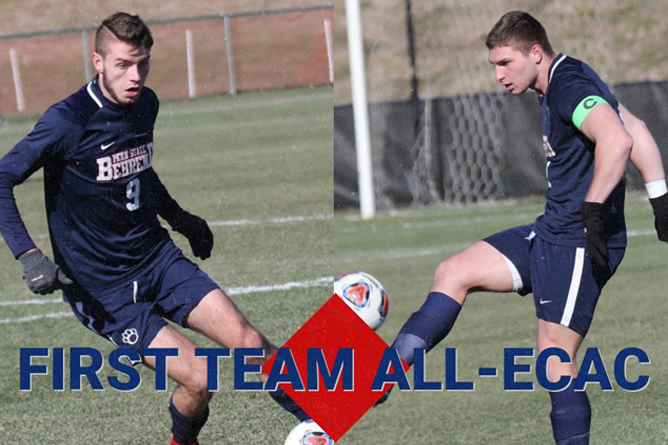 BEHREND'S MASTOVICH, BLANCHARD NAMED ECAC ALL-STARS