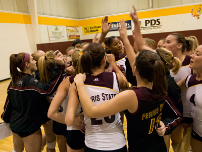 FSU Volleyball Team To Start Fall Workouts