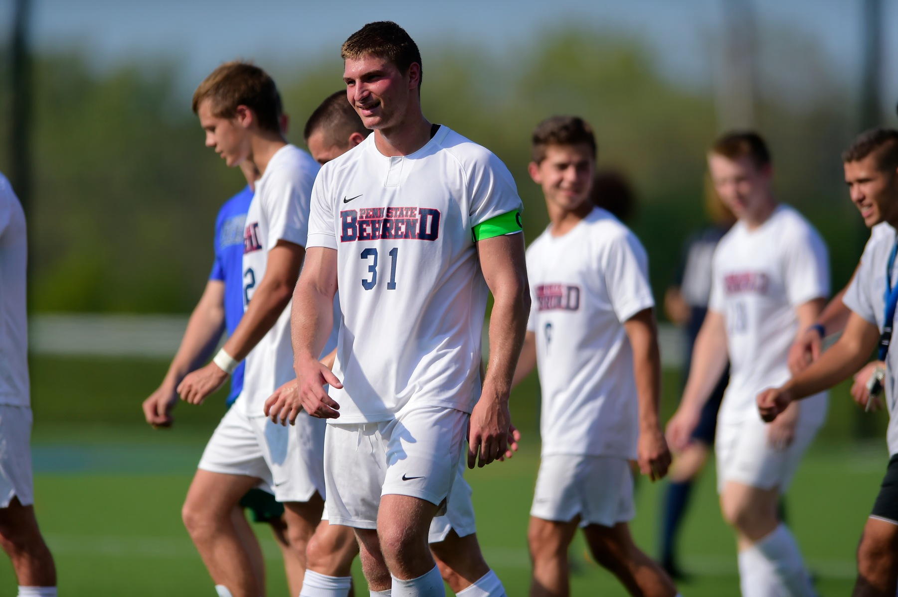 No. 10 Men's Soccer Hosts Penn State Altoona Saturday