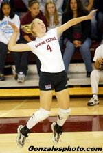Volleyball Drops Season Opener to Pacific