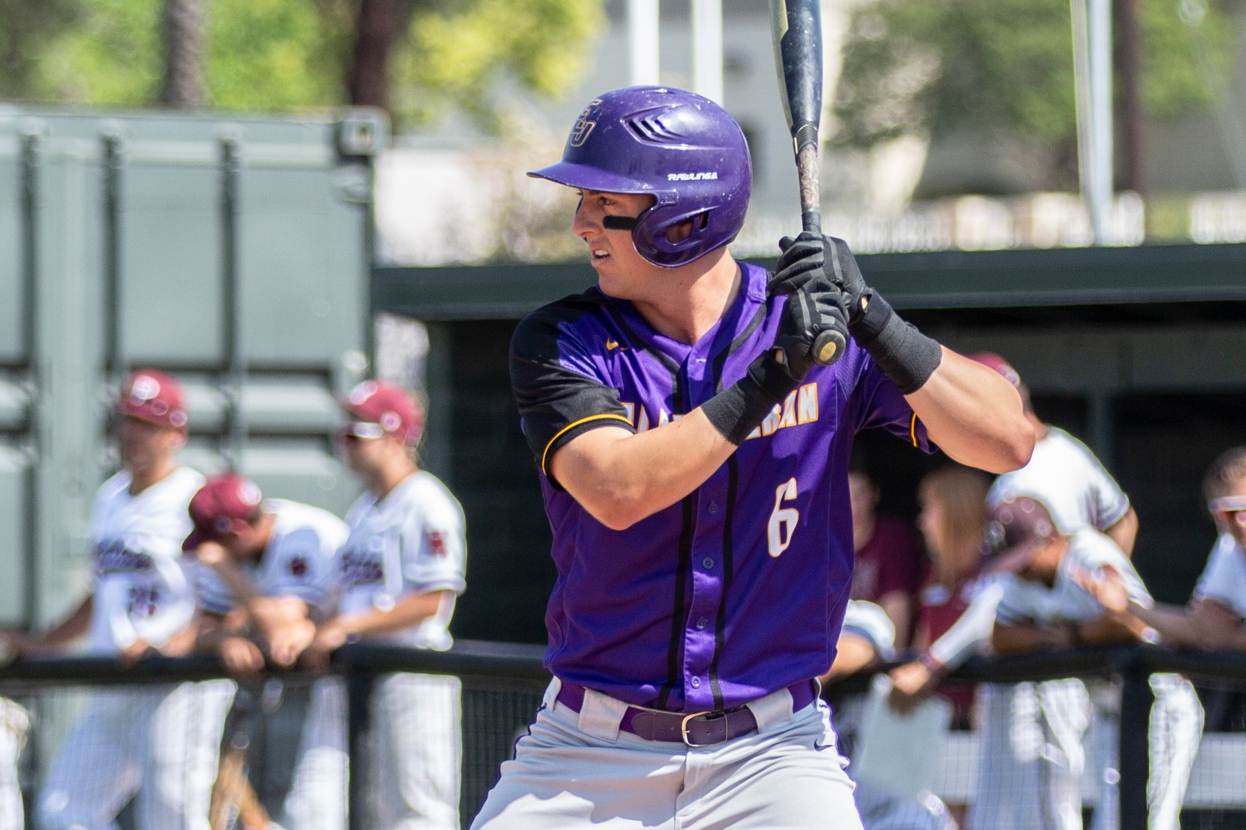 Clark Homers to Walk Off Game One; Kingsmen Rally in Game Two to Sweep Series
