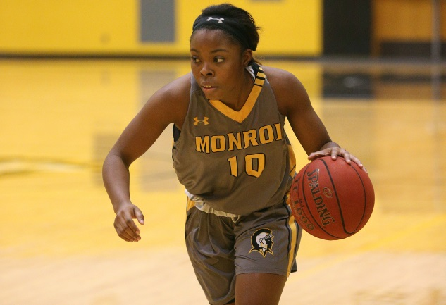 Big second quarter lifts Monroe past Niagara