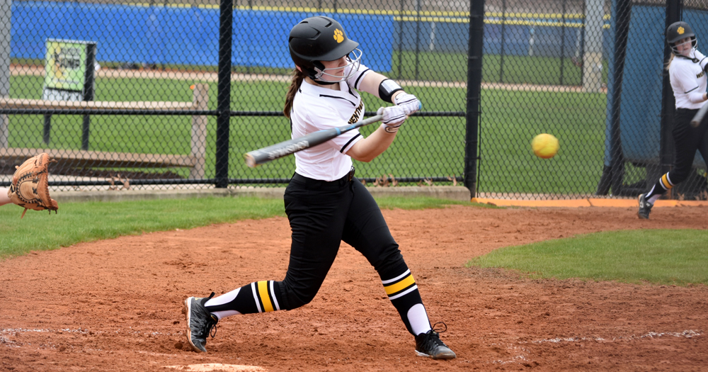 Softball Drops Season Opener to Cedar Crest