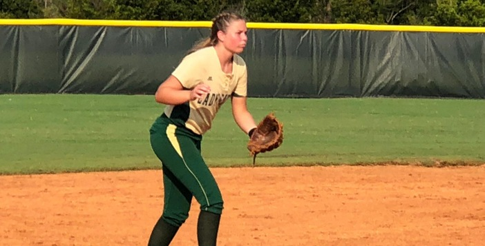 Lady Gators Blast New Hampstead 13-6