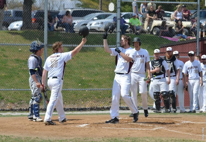 Westminster sweeps Saturday doubleheader from Eureka