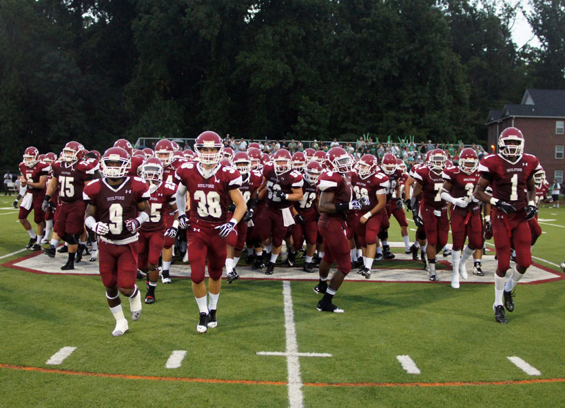 Guilford Announces First Recruits for 2013