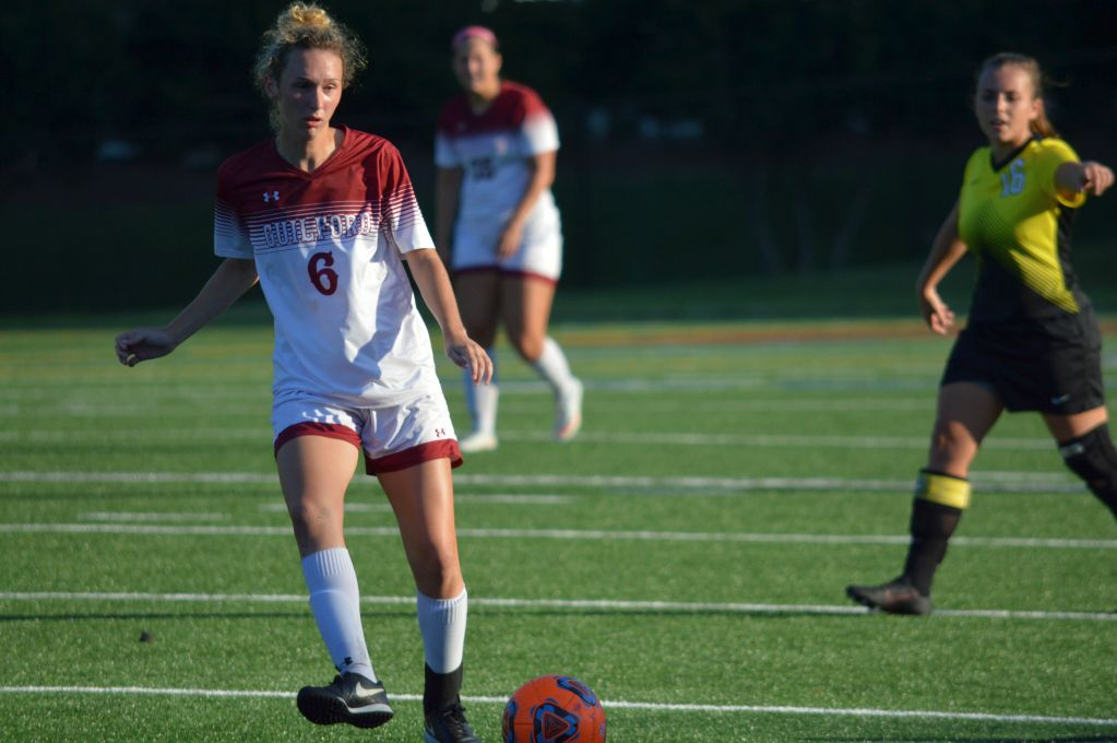 Meredith Edges Women's Soccer, 2-1