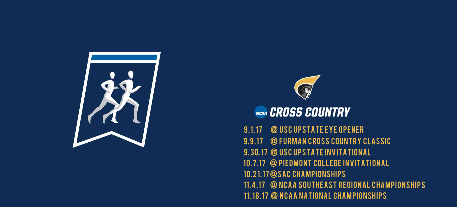 Cross Country Unveils 2017 Schedule