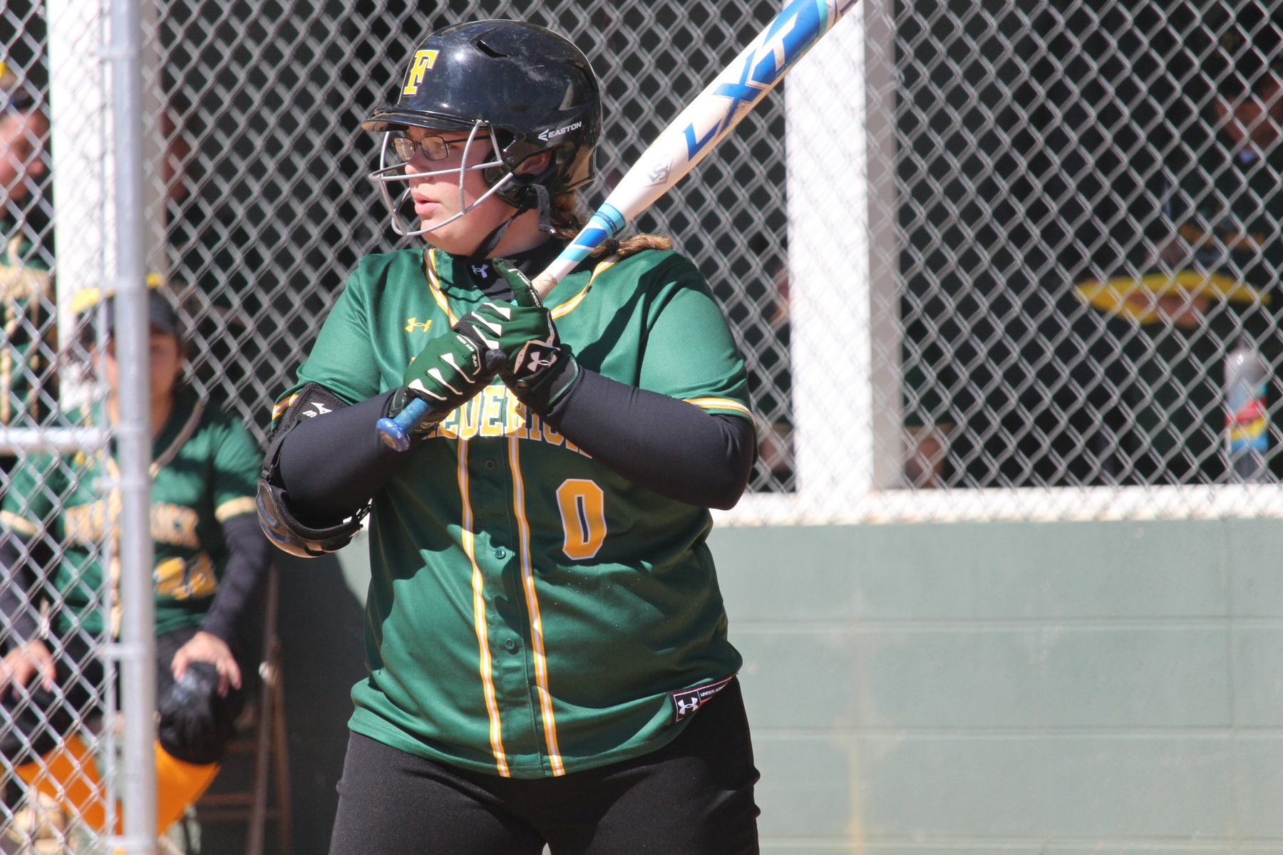 Long ball hurts Cougars in 9-5 loss to Harford CC