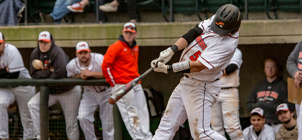 Tusculum splits DH at Anderson, Pioneers win sixth straight SAC series