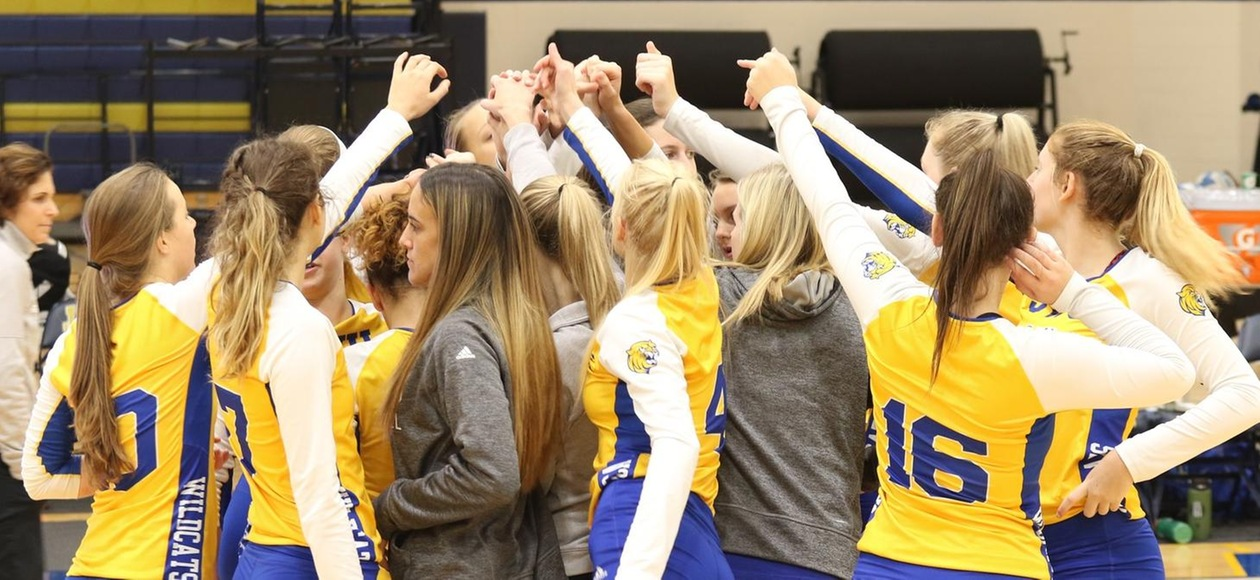 JWU Women's Volleyball Falls to Wesleyan in NCAA Regional Final
