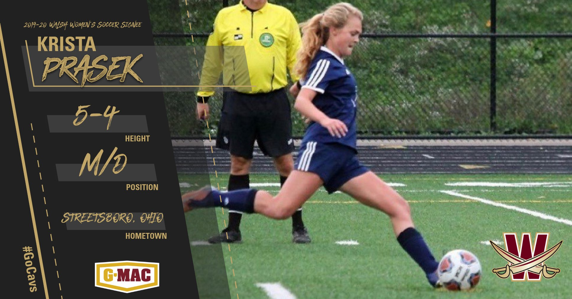 Women's Soccer Adds Fourth Member of 2019-20 Recruiting Class