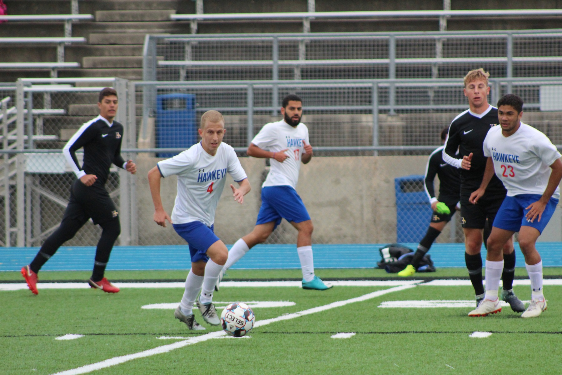 Men's Soccer Falls to Indian Hills