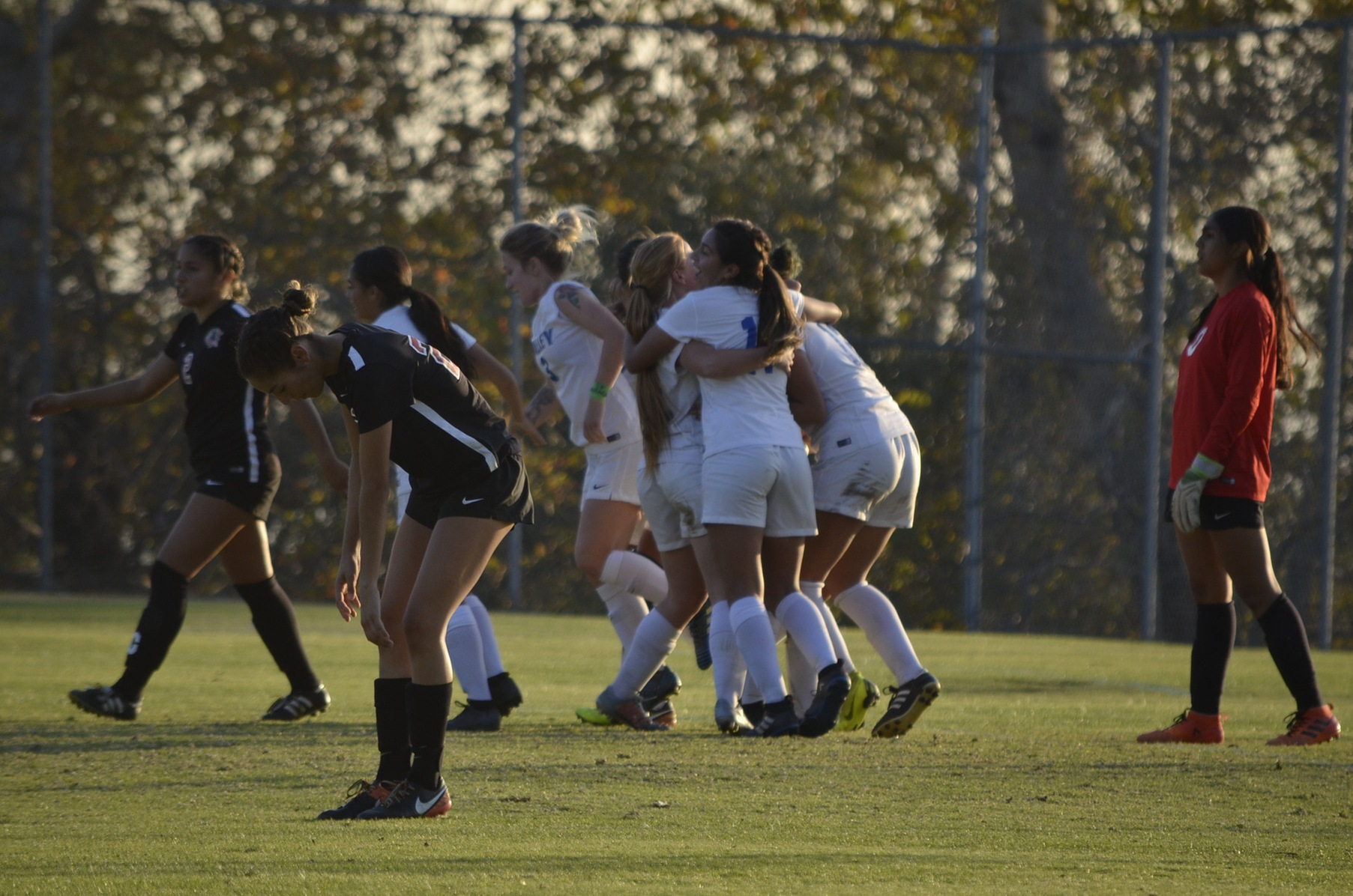 Wolverines Rally to Beat Chaffey in Shootout