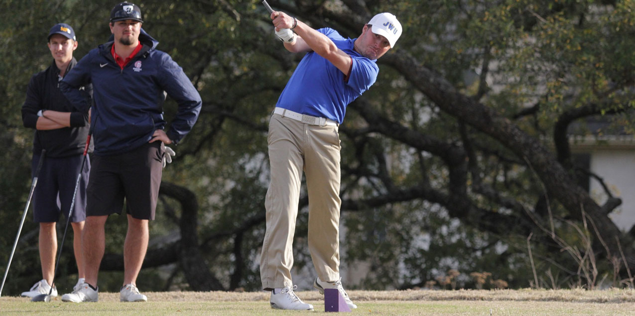 SCAC Men's Golf Spring Recap - Week Five
