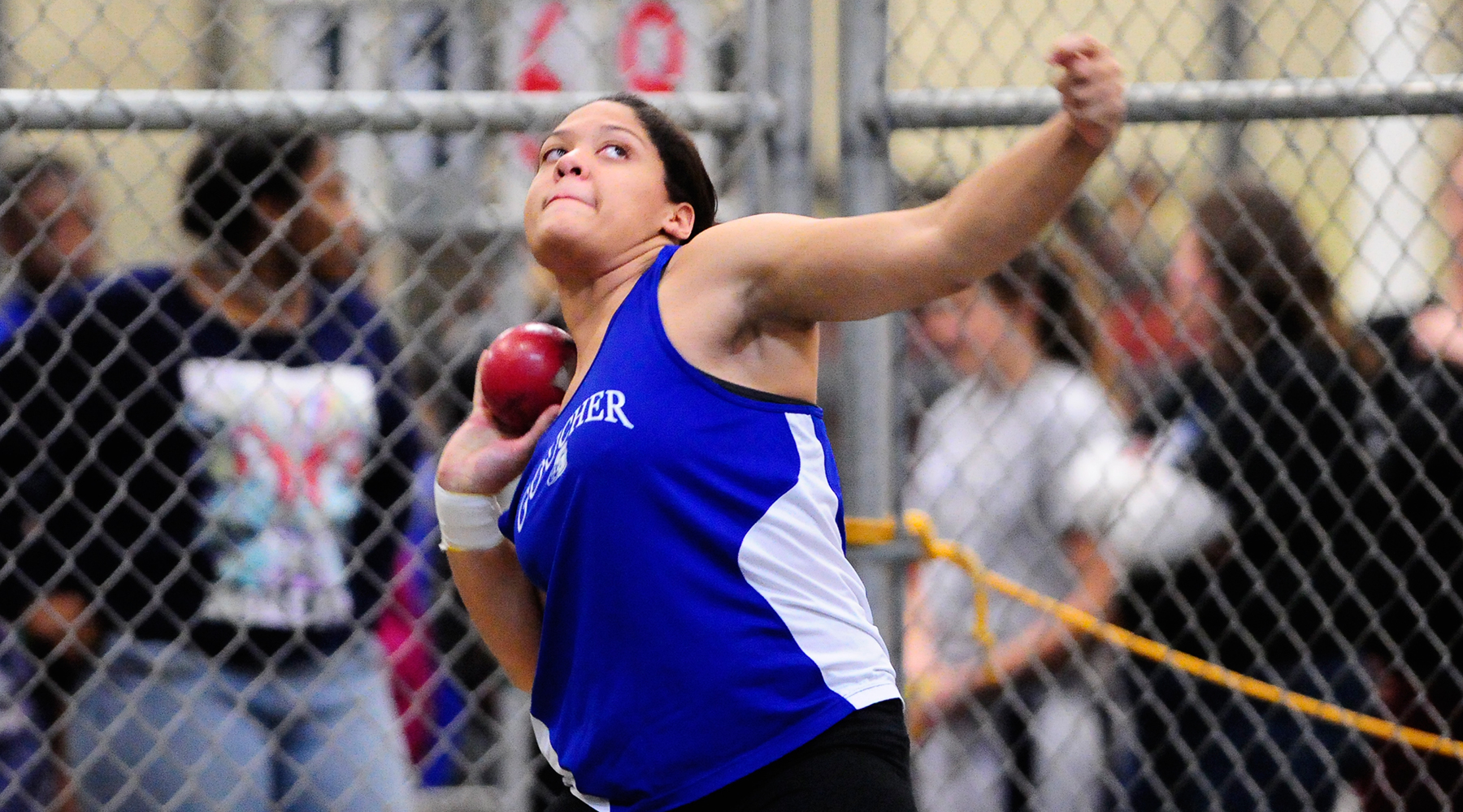 Natalie Kent Paces Women's Track & Field at Messiah Invitational