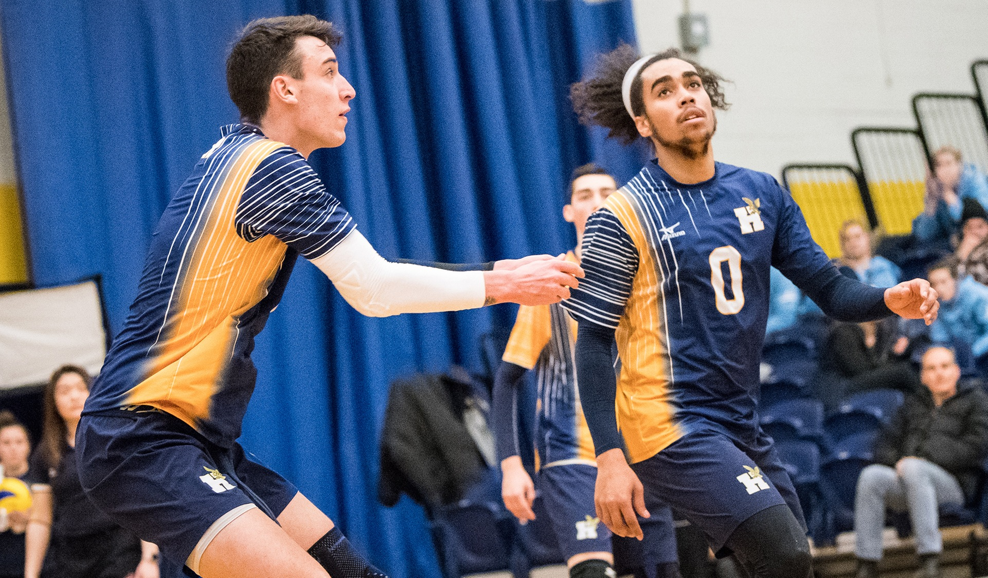 MEN'S VOLLEYBALL TAKE TO THE COURT FOR THREE PRE-SEASON GAMES THIS WEEKEND