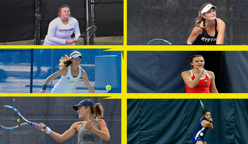 #ASUNWTEN Championship Field Set, Begins Thursday in DeLand