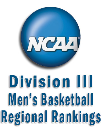 Emory & Henry Men's Basketball Ranked No. 7 In NCAA Division III South Region