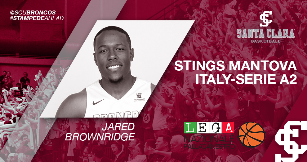 Former Men's Basketball Star to Play in Italy