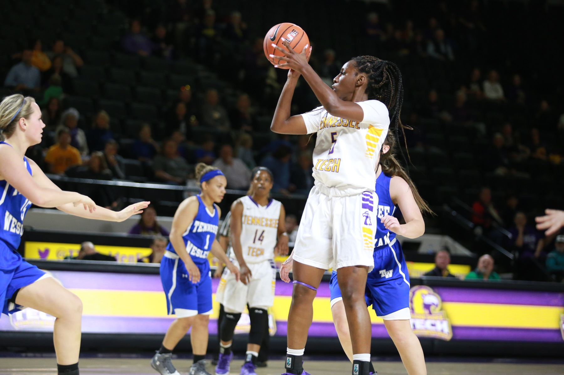 Tech women's basketball sets game times for 2017-18 season