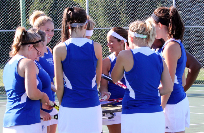 2012 Season Preview: Women's Tennis Looks to Build Momentum