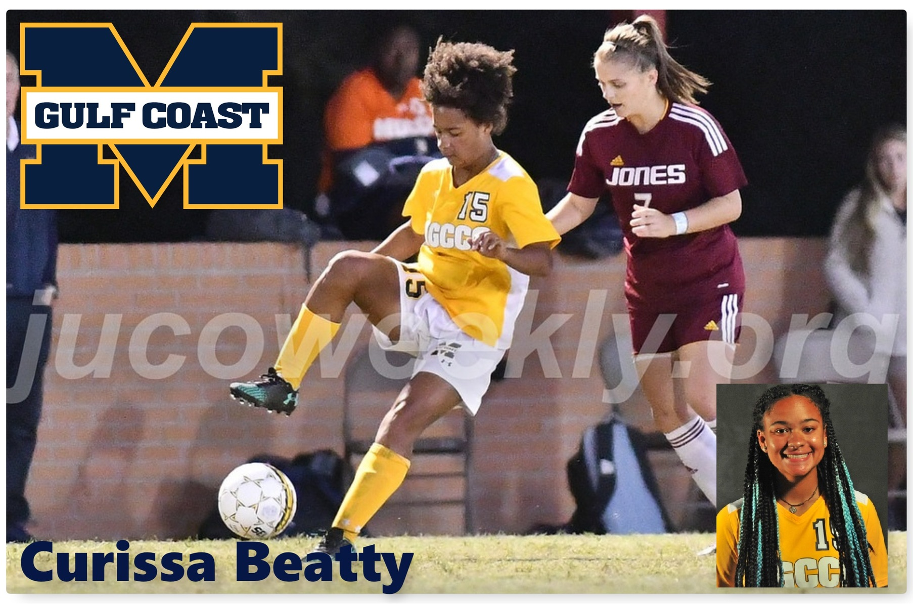 MGCCC's Beatty named Scholar All-American