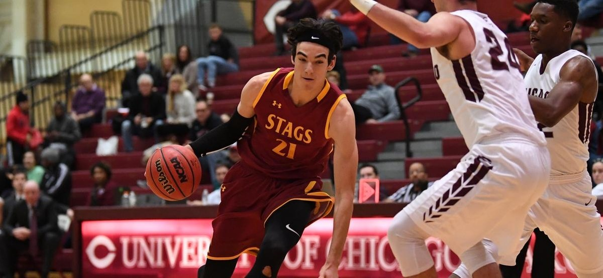 One-Beaten! CMS Men's Basketball Hands 13-0 Occidental Its First Loss with 63-60 Road Win